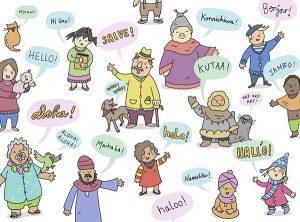 Ngôn ngữ trên thế giới